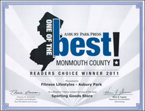 Best In Monmouth County