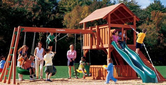 Durango Swing Set