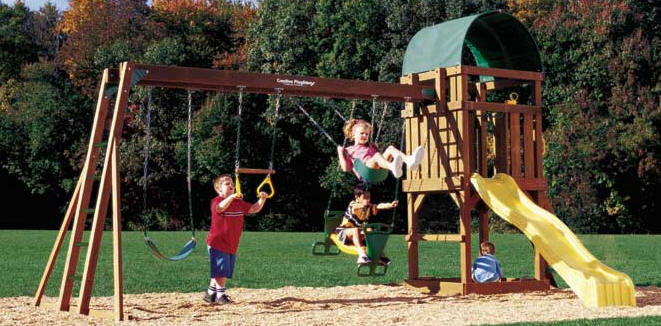 Newport Swing Set