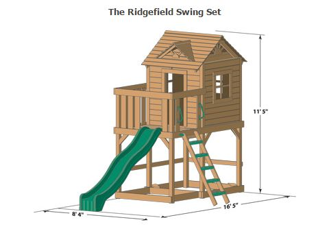 The Ridgefield Swing Set